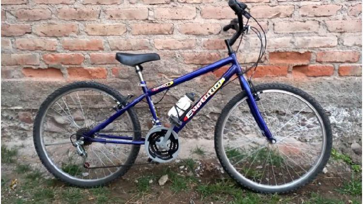 Bicicleta evolution infinity rod. 26