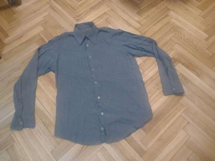 Camisa zara man talle 44 original nada de uso