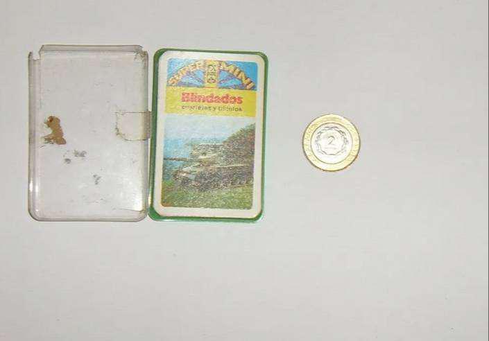 Cartas fx schmid blindados naipes juego d coleccion alemania