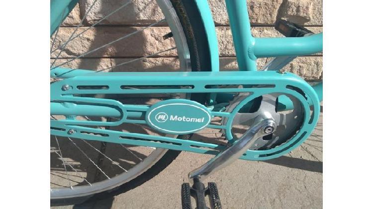 Hermosa bicicleta de paseo rodado 28 100 % aluminio, marca