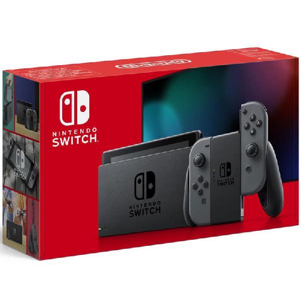 Nintendo switch version gray (2020)