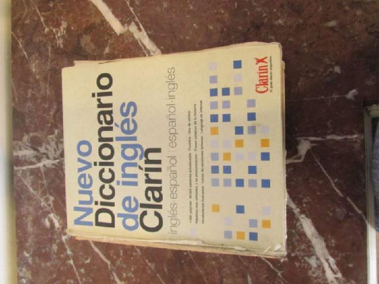 Nuevo diccionario de ingles
