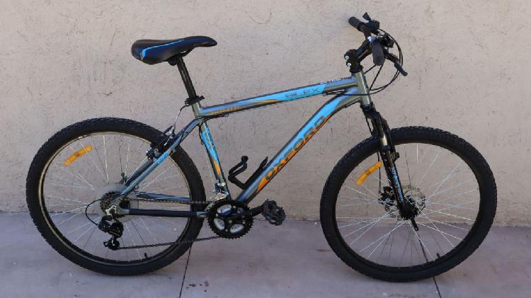 Vendo mountain bike oxford silex 2635 - impecable