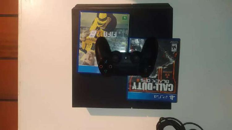 Vendo ps4 play station 4