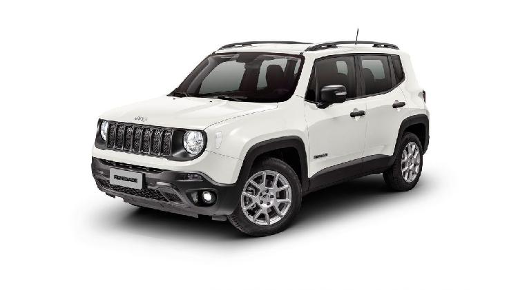 Vendo plan jeep renegada