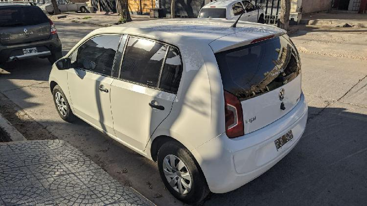 Vw up 5p take 2015 48.000km dueña vende. impecable estado