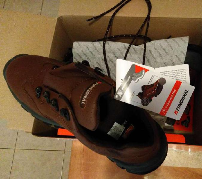 Zapatos de seguridad funcional 45