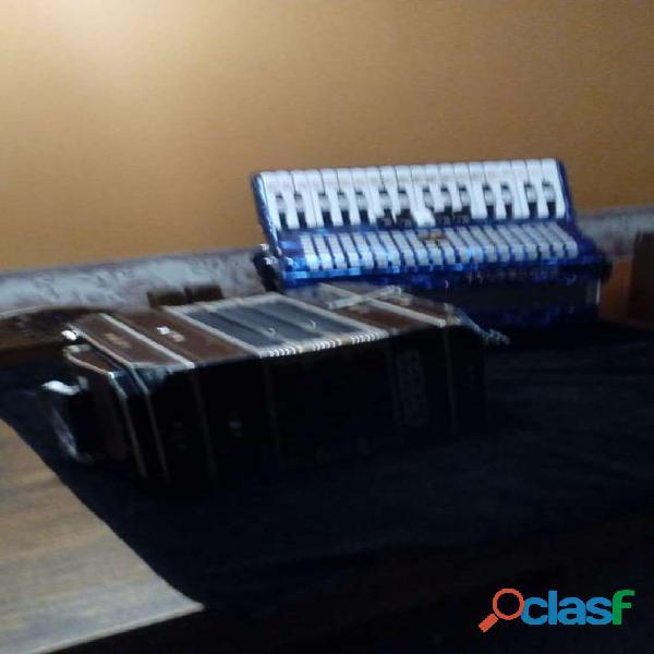 enseñanza de acordeon y bandoneon sin estudio