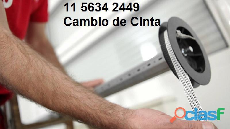 Repara persiana cambio cinta 1156342449