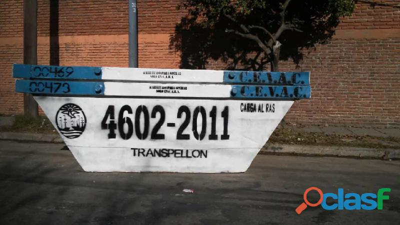 SERVICIO ALQUILER DE VOLQUETES 4602 2011