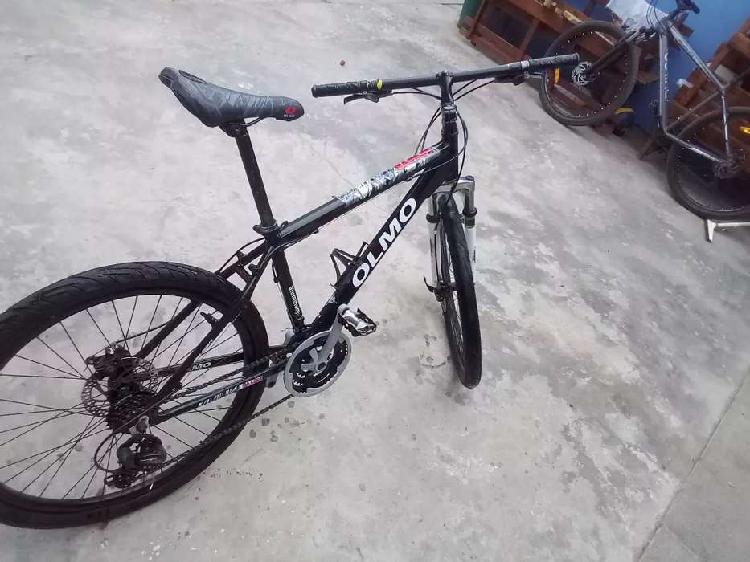 Bicleta olmo zafari. rd26