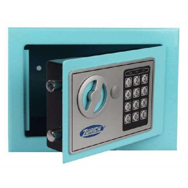 Caja fuerte de seguridad zurich. apertura electrónica.