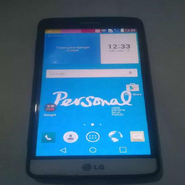 Celular lg g3 libre para personal,8gb ram,funda y