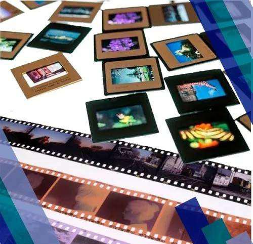 Digitalización de negativos y diapositivas en la plata