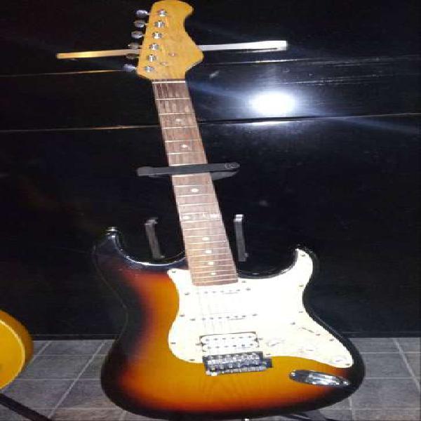 Guitarra electrica stratocaster ranger