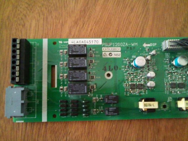 Panasonic kxta30860x placa de portero