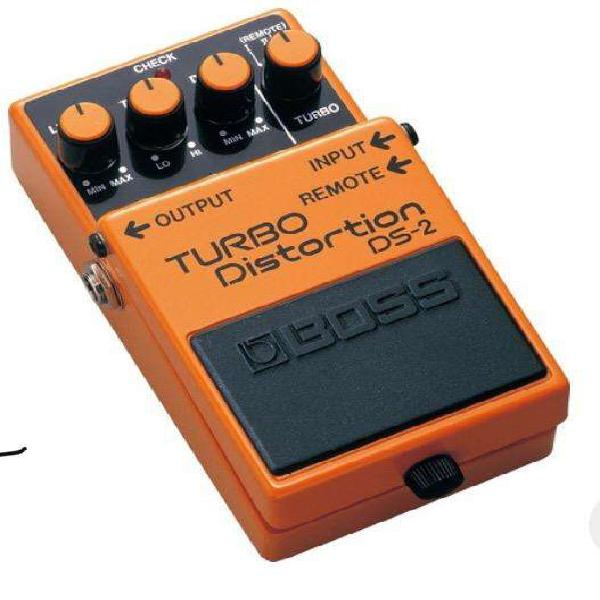 Pedal boss-ds2