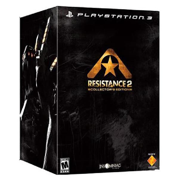 Resistance 2 collectors edition