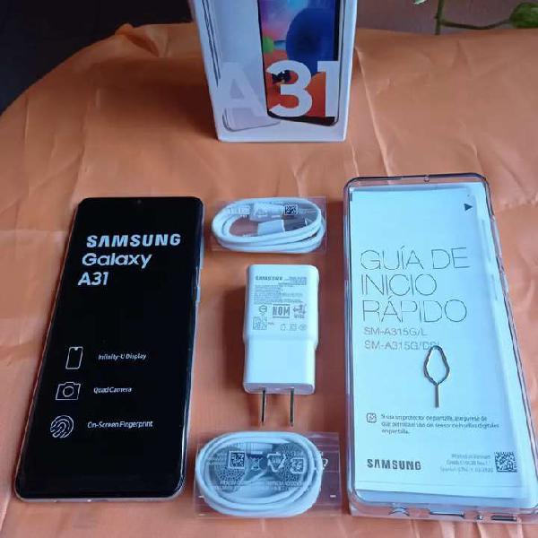 Samsung a31 nuevo-libre