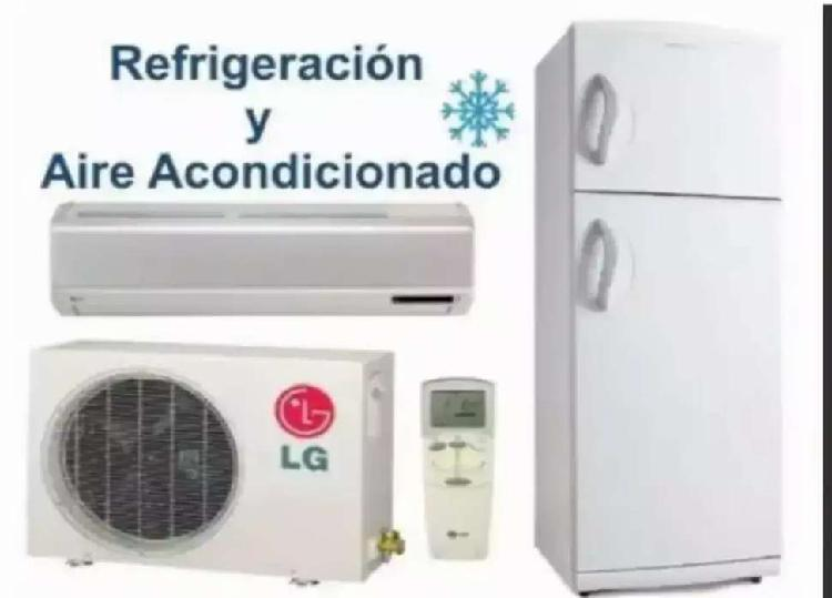 Servicio técnico integral de reparación de heladeras,
