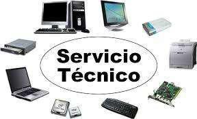 Servicio tecnico pc, all in one, notebooks, netbooks