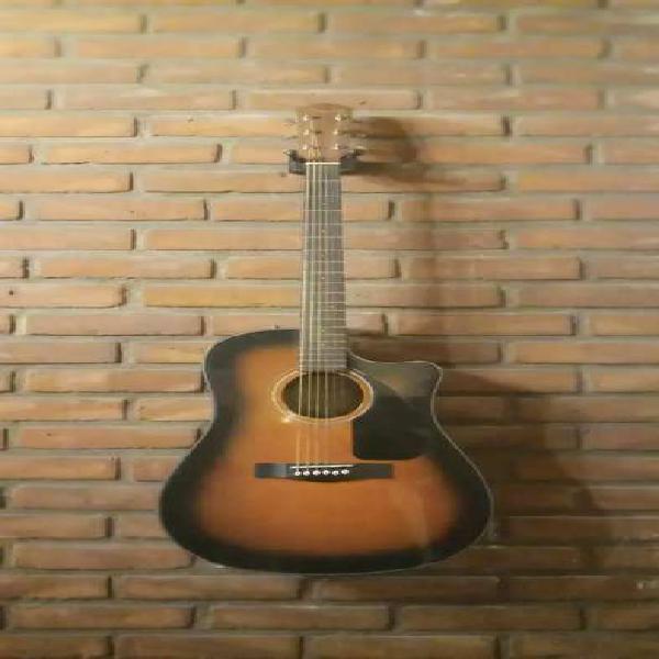 Vendo o permuto guitarra electroacústica fender cd-60ce sb