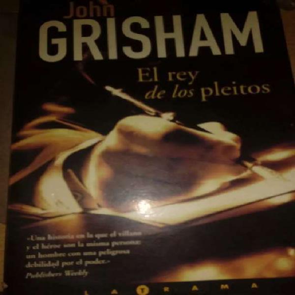 Gp1160 el rey de los pleitos john grisham