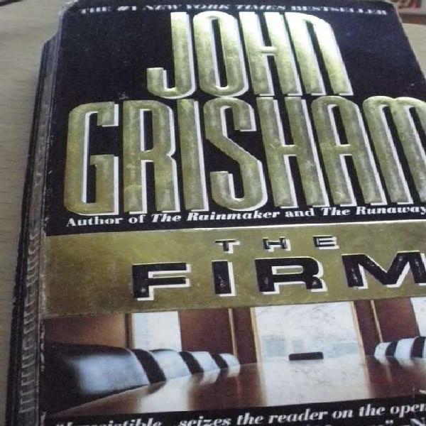 Gp1160 john grisham the firm