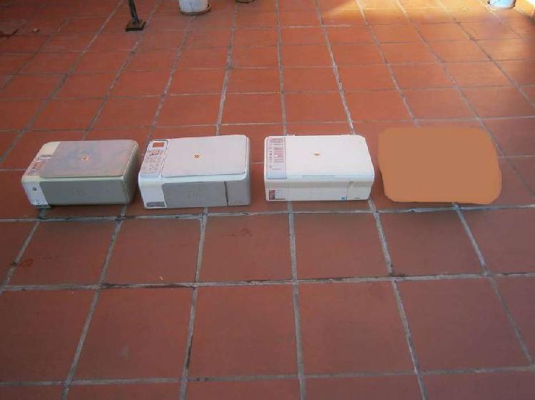 Impresoras hp varios modelos