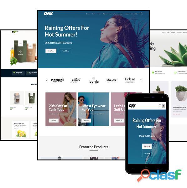 Diseñamos una Tienda Virtual para tu negocio