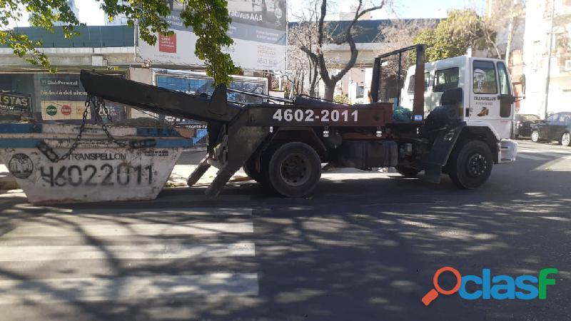 EMPRESA ALQUILER DE VOLQUETES 4602 2011