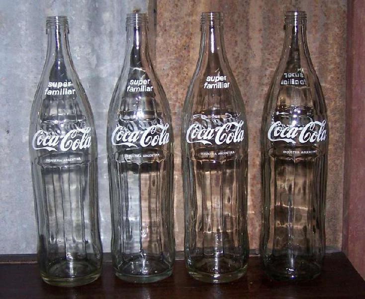 Coca cola un litro super familiar excelente