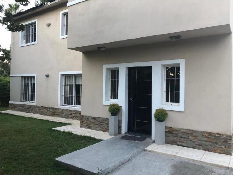 Casa en venta pilar