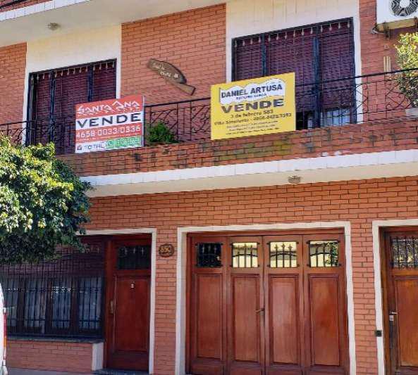 Casa en venta ramos mejia / la matanza (a034 1334)