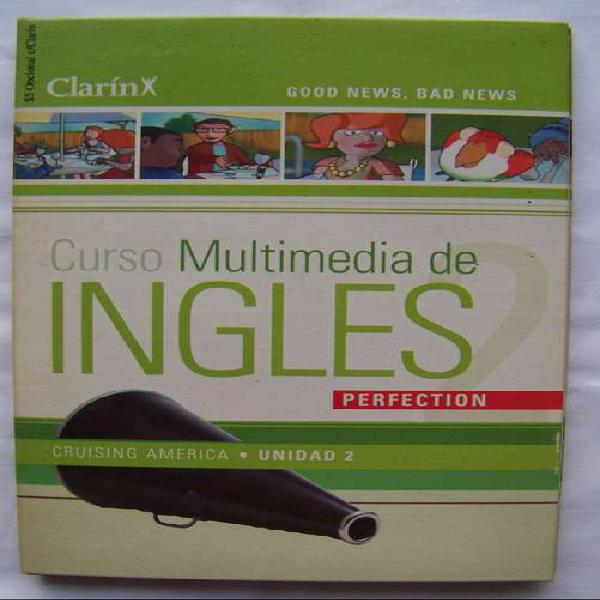 Curso multimedia de ingles cruising america clarin n°2 l p
