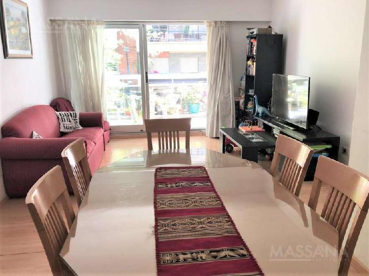Departamento 3 ambientes con cochera y amenities - belgrano