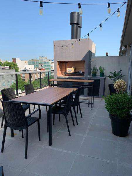 Duplex de 3 ambientes en venta con renta en palermo