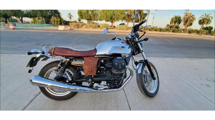 Moto guzzi v7 50 aniversario edición limitada!!