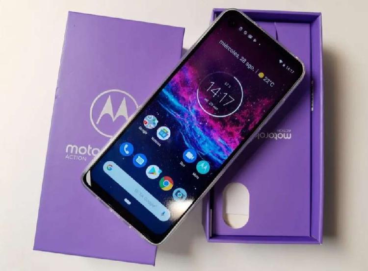 Motorola one action 2020-liberado