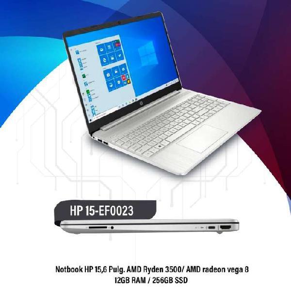 "Notebook hp 15-ef0023dx 15,6"" hd"