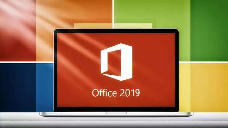 Office plus 2019 varias pc
