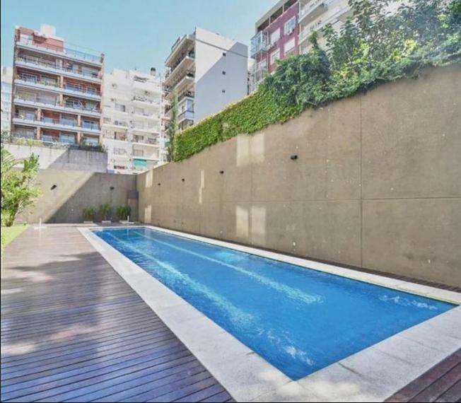 Venta departamento 3 ambientes balcón parrilla villa