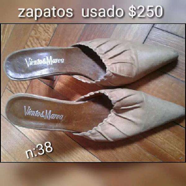 Zapatos stiletto taco alto