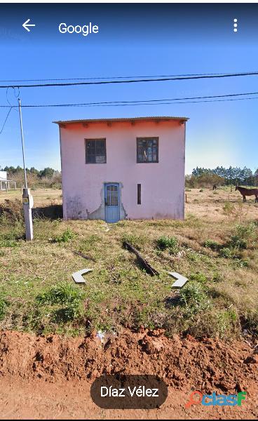Terreno y vivienda en Colón Entre Ríos