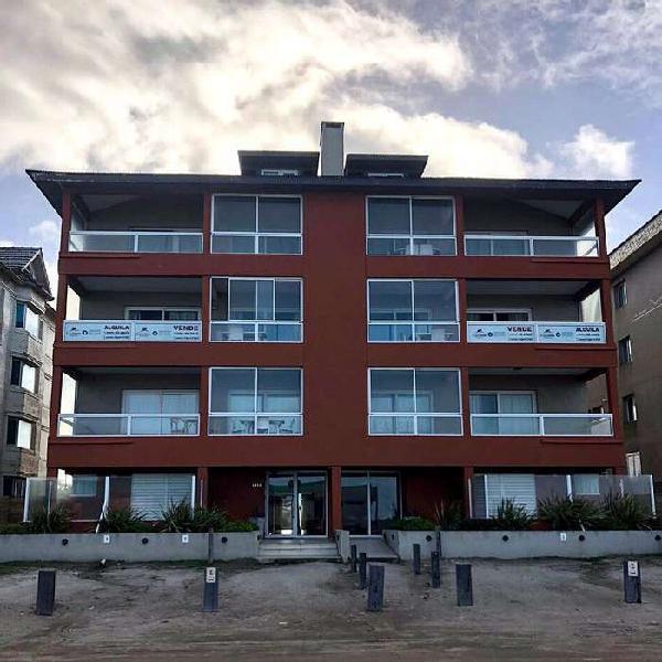 Departamento con vista al mar -edificio con amenities