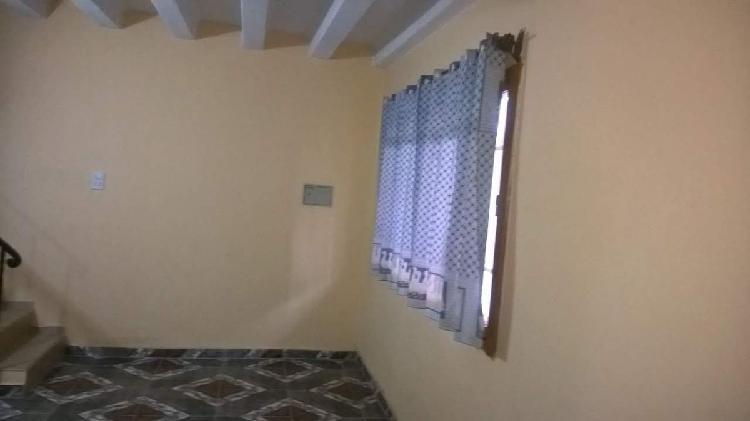 Departamento tipo duplex de 3 habitaciones en godoy cruz