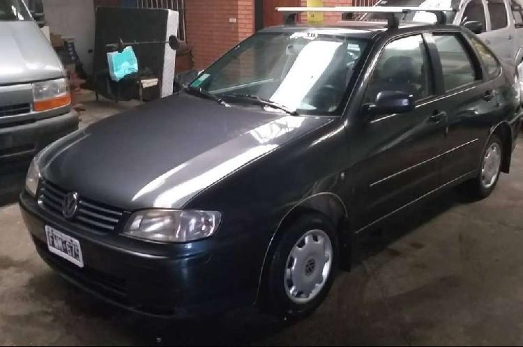 Impecable polo sd diesel 1.9