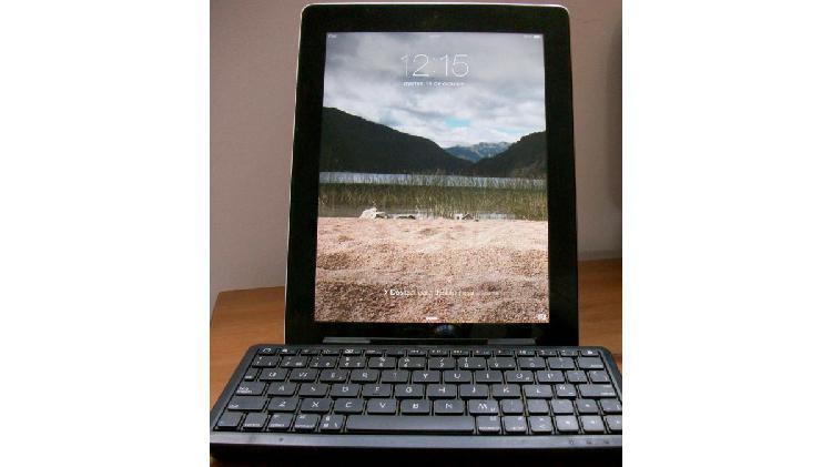 Ipad 2 16gb a1395 wifi negro excelente bolso teclado