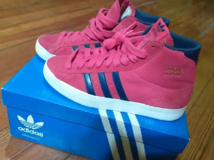 Zapatillas adidas basket proft pink nuevas originales 2999