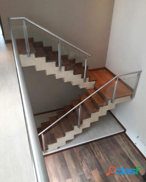 Escaleras de interior